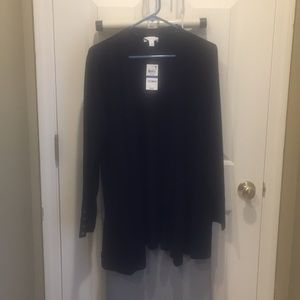 Black sweater, new with tags